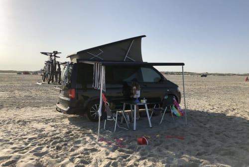 Wohnmobil mieten in Hamburg von privat    VW Alsterperle