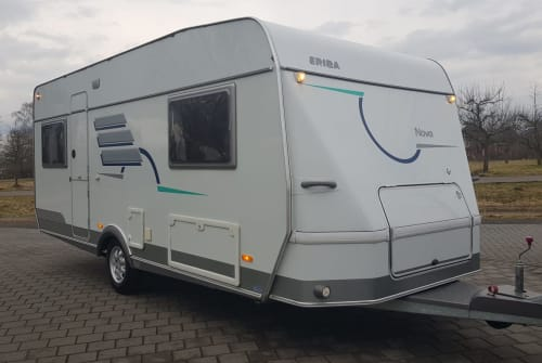 Wohnmobil mieten in Rostock von privat | Hymer  Eriba 530