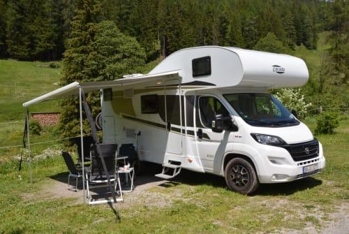 Wohnmobil mieten in Sindelfingen von privat | Carado Carado A 361