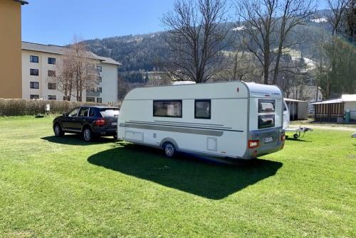 Wohnmobil mieten in Wien von privat | ADRIA Kiki