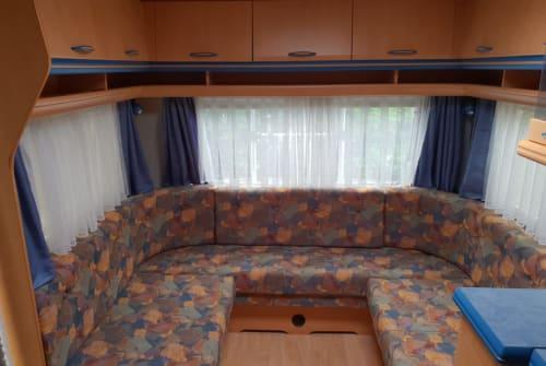 Wohnmobil mieten in Zoutelande von privat | HOBBY Anthonie