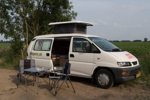 Wohnmobil mieten in Utrecht von privat | Mitsubishi Berg