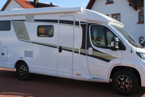 Wohnmobil mieten in Lübeck von privat   Knaus VanTi