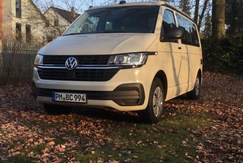 Wohnmobil mieten in Kleinmachnow von privat   VW BehagenCamp 994