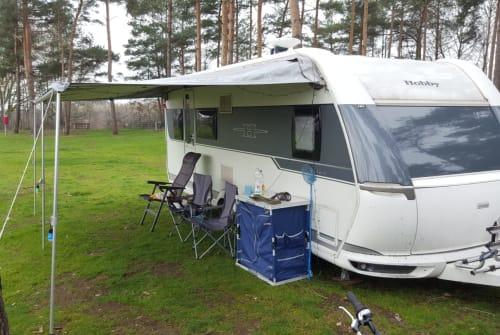Wohnmobil mieten in Bielefeld von privat   Hobby  Familienbude