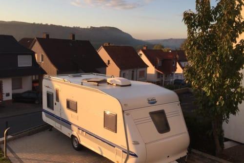 Wohnmobil mieten in Warburg von privat | Hobby Carl