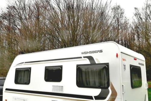 Wohnmobil mieten in Hünxe von privat | Weinsberg  Cosy Camping