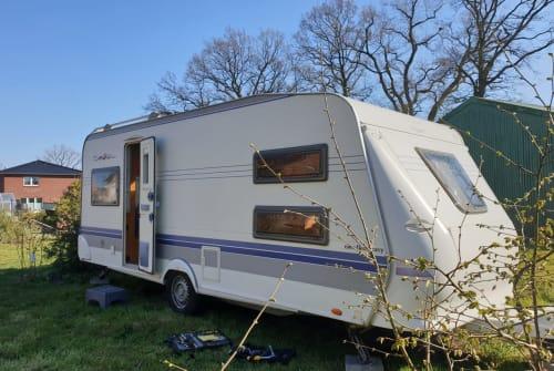 Wohnmobil mieten in Alveslohe von privat   Hobby Olaf