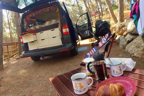 Wohnmobil mieten in Mosbach von privat | VW Chris kolumBUS