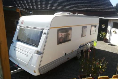Wohnmobil mieten in Lutherstadt Wittenberg von privat | Bürstner Manni