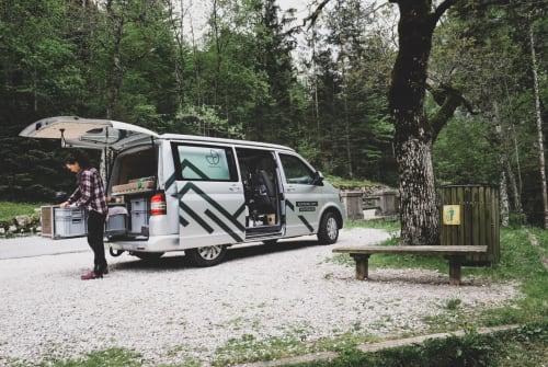Wohnmobil mieten in Gratkorn von privat | VW Freeda