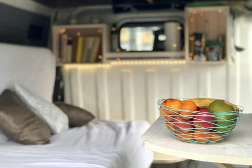 Wohnmobil mieten in Berlin von privat | Fiat Panda 🐼
