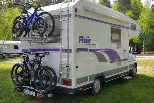 Wohnmobil mieten in Bad Herrenalb von privat | Niesmann und Bischoff Baloo