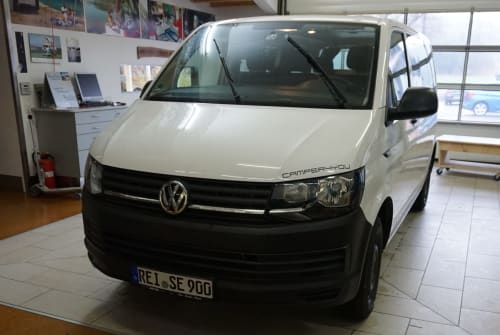 Wohnmobil mieten in Bad Reichenhall von privat | VW Bully 2