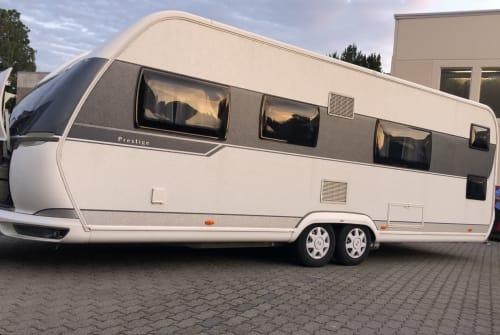 Wohnmobil mieten in Simmerath von privat | Hobby Familienhotel