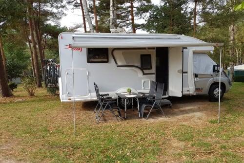 Wohnmobil mieten in Wülfrath von privat | Bella Easy Bella