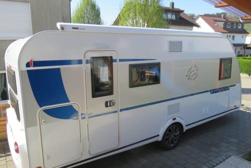 Wohnmobil mieten in Rudersberg von privat | Knaus Sport Silver Selection Second Home
