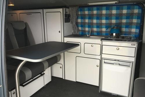 Wohnmobil mieten in Ingelheim am Rhein von privat | VW Herby