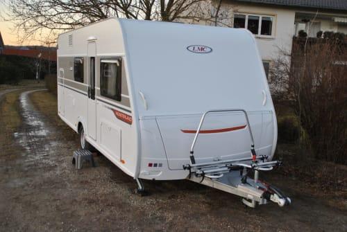 Wohnmobil mieten in Hohenkammer von privat   LMC Luzie³