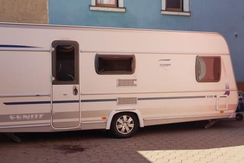 Wohnmobil mieten in Bergtheim von privat | Fendt Malina