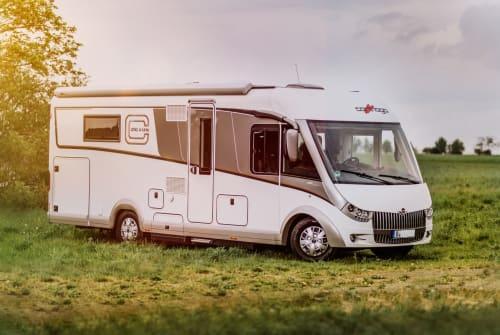 Wohnmobil mieten in Berlin von privat | Carthago Mette
