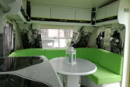 Wohnmobil mieten in Eurasburg von privat | LMC Caravan Muensterland Wiggerl
