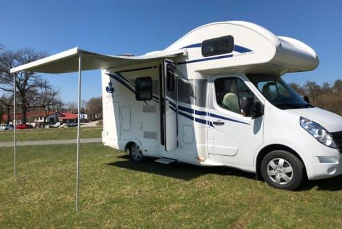 Wohnmobil mieten in Schramberg von privat | Ahorn Camp A 595 Modell 2019 CampactNeu