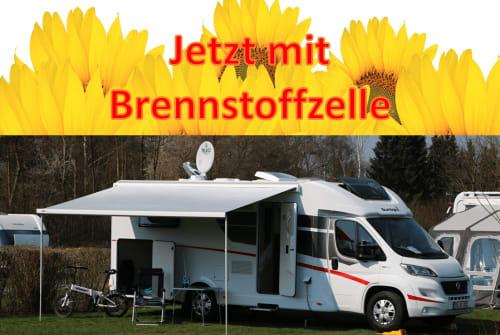 Wohnmobil mieten in Uelzen von privat | Sunlight Sunny