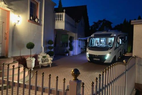 Wohnmobil mieten in Niefern-Öschelbronn von privat   Fiat  WolliMobil