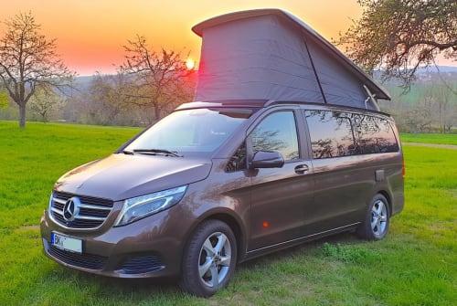Wohnmobil mieten in Backnang von privat | Mercedes-Benz Martin