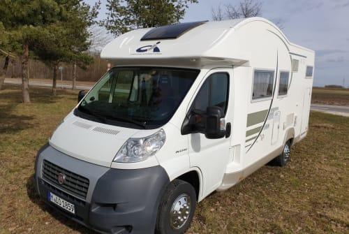 Wohnmobil mieten in Neufahrn bei Freising von privat | CI International GT