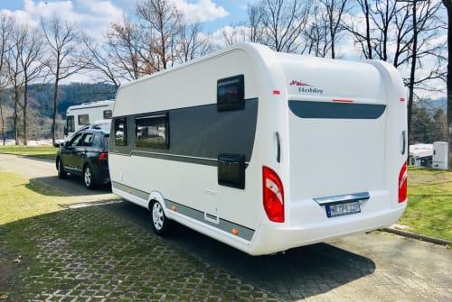 Wohnmobil mieten in Neustadt von privat | Hobby PX One