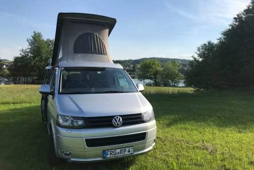 Wohnmobil mieten in Passau von privat   VW Engel