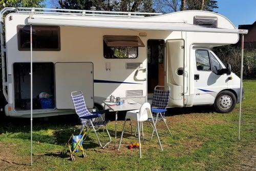 Wohnmobil mieten in Wakendorf II von privat   Fiat Ducato Womi