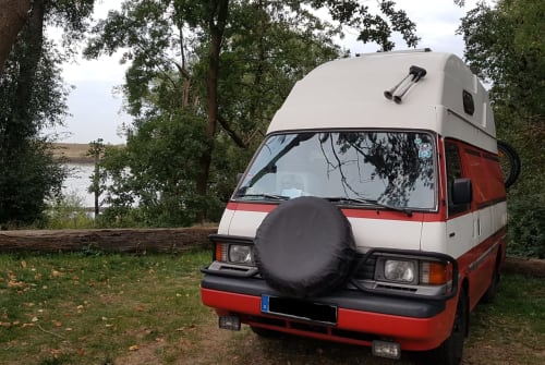 Wohnmobil mieten in Claußnitz von privat | Mazda  Olaf