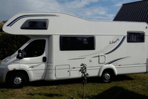 Wohnmobil mieten in Bremervörde von privat   LMC Liberty A671G Ruhepol