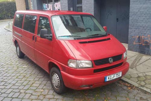 Wohnmobil mieten in Hamburg von privat | VW Caravelle