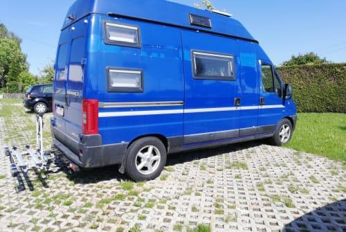 Wohnmobil mieten in Neukirchen am Walde von privat | Woelke Trentino XL Peugot Boxer Willi