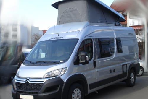 Wohnmobil mieten in Hassendorf von privat | Pössl 2Win Plus XL