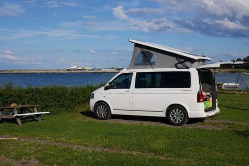 Wohnmobil mieten in Kiel von privat   Volkswagen  Chill Bill