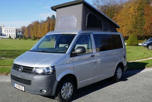 Wohnmobil mieten in Salzburg von privat | VW Amadeus