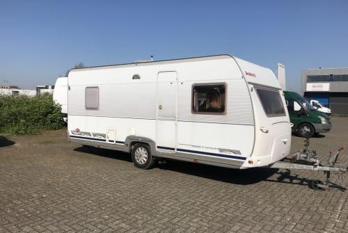 Wohnmobil mieten in Zoetermeer von privat | Dethleff Dethleff