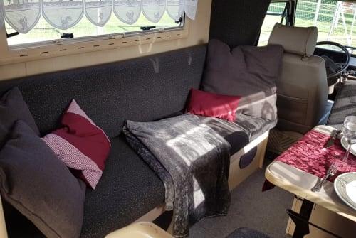 Wohnmobil mieten in Neukirchen von privat   Knaus  Paulchen Immich