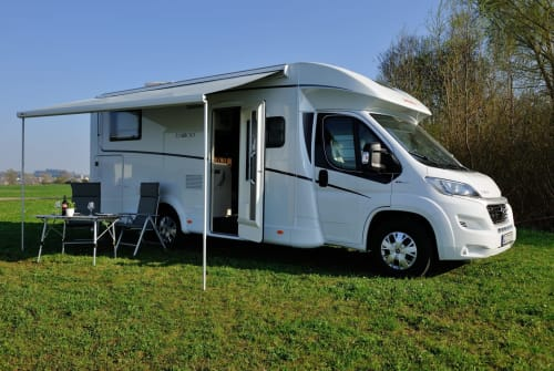 Wohnmobil mieten in Neuburg a. d. Kammel von privat | Dethleffs Bella