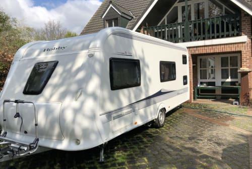 Wohnmobil mieten in Geldern von privat   Hobby Rudelmobilo