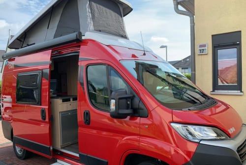 Wohnmobil mieten in Dinslaken von privat | Pössl Alfons