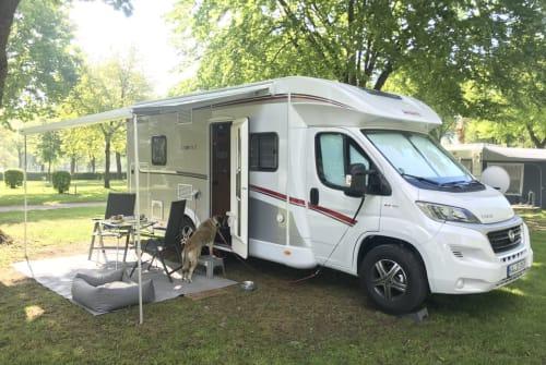 Wohnmobil mieten in Waldbronn von privat   Dethleffs JayJay