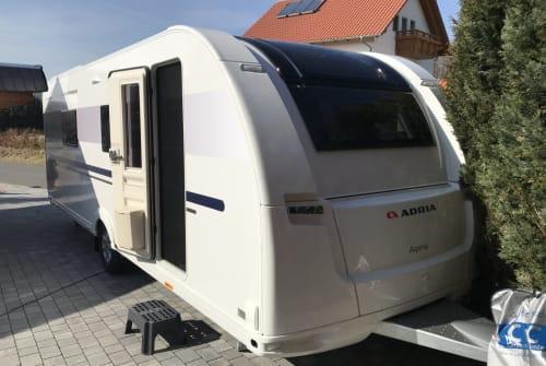 Wohnmobil mieten in Lierfeld von privat | Adria sanfter Riese