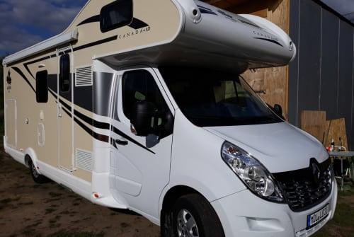 Wohnmobil mieten in Fredersdorf-Vogelsdorf von privat | Renault - Ahorn - Camp Canada - Lotti
