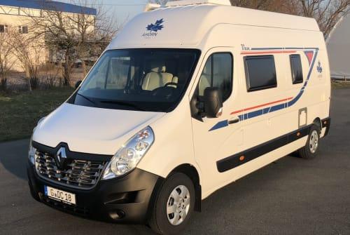 Wohnmobil mieten in Gera von privat | Ahorn Sepp